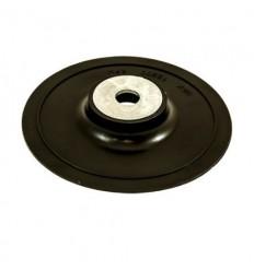 Holder/Disk til sliberondel 125 mm