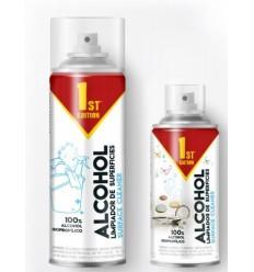 Håndsprit på spray 100% Alkohol 1st edition