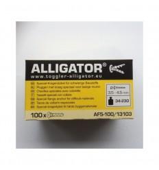 Toggler Alligator m krave