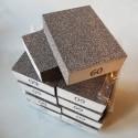 Sandpapir, slibeklodser mm